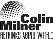 Colin Milner Rethinks Aging With...